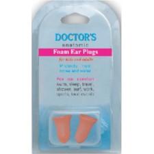 FOAM EAR PLUGS x 2