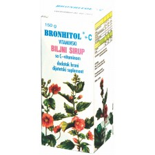 syrup BRONHITOL+C (Althea officinalis)