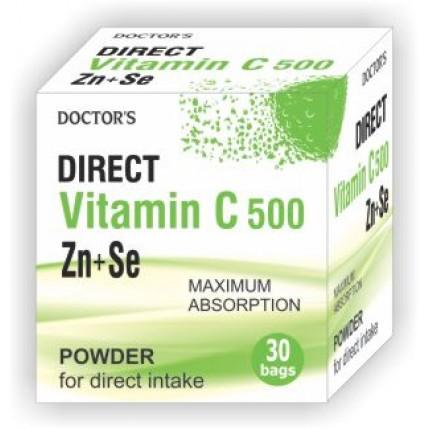 Vitamin C 500 +Zn + Se