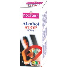 ALCOHOL STOP spray 20ml.