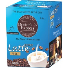 LATTE instant coffee