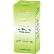 ANTIACNE FACIAL WASH