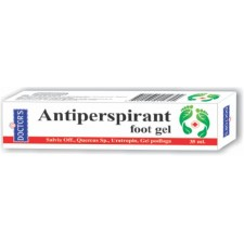 ANTIPERSPIRANT FOOT GEL
