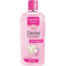 SMOKERS MOUTH WASH
