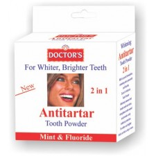 ANTITARTAR TOOTH POWDER