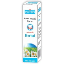 HERBAL FRESH BREATH SPRAY