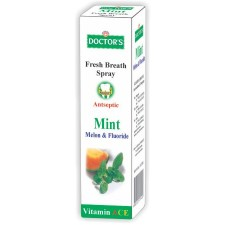 MINT FRESH BREATH SPRAY