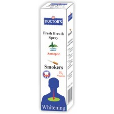 SMOKERS-FRESH BREATH SPRAY