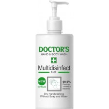 MULTIDESINFECT GEL