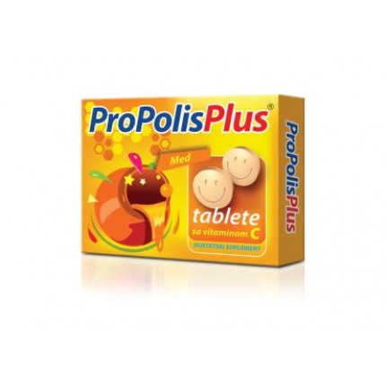 PROPOLIS PLUS Honey