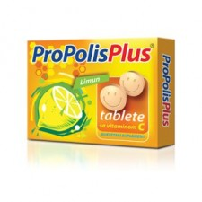 PROPOLIS PLUS Lemon